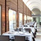 Restaurant at Parador de Alcala de Henares - Madrid