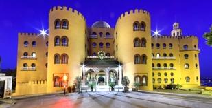 Spain - Alhambra Palace Hotel - Granada