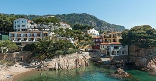 Spain - Mediterranean - Hotel Aiguablava
