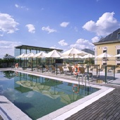 Parador de La Granja - Swimming pool