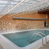 Parador Lorca - swimming pool at Prador Lorca