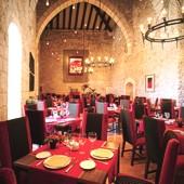 Restaurant in Parador Alarcon