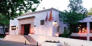 Spain - La Mancha - Parador de Albacete - one of the Spanish Paradors Paradores