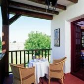 Bedroom at Albacete Parador