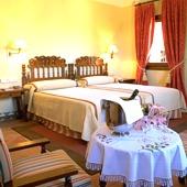 Parador de Alcaniz Parador - bedroom