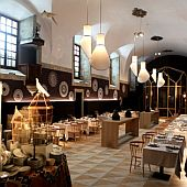 Restaurant - Asturias, Spain Paradors