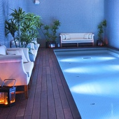 Spa - Luxury hotel accommodation in Spain