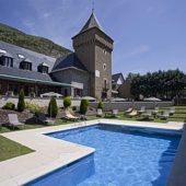 Swimming Pool - Parador Arties - Lleida - Spain