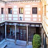 Interior view of Avila Parador Hotel