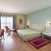 Bedroom in Ayamonte Parador
