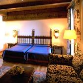 Bedroom in Parador Baiona Bayona - Galicia