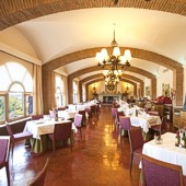 Restaurant at Parador Benavente
