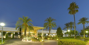 Spain - Costa del Azahar - Parador de Benicarlo - one of the Spanish Paradors Paradores