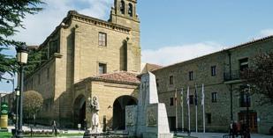 Spain - La Rioja - Parador Santo Domingo de Bernardo de Fresneda - one of the Spanish Paradors