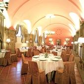 Restaurant Parador de Santo Domingo de Bernardo de Fresneda - one of the Spanish Paradors Paradores