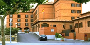 Spain - Rioja - Parador de Calahorra - one of the Spanish Paradors Paradores