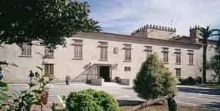 Spain - Galicia - Parador de Cambados - one of the Spanish Paradors Paradores