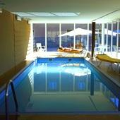 Parador Canadas del Teide pool