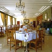 Restaurant at Parador Canadas del Teide