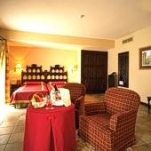 bedroom at Parador Cangas de Onis