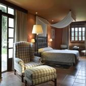 Bedroom in Parador of Cazorla
