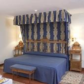 Bedroom at Parador Santo Domingo de la Calzada - one of the Spanish Paradors Paradores