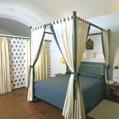 bedroom at Parador de Ceuta