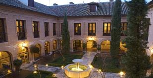Spain - Castile - Parador de Chinchon