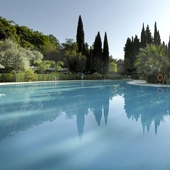 Swimming pool - Cordoba Parador