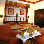 Ciudad Rodrigo Parador bedroom
