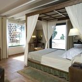 Canary Islands - Parador Cruz de Tejeda - bedroom