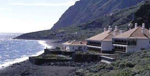 Spain - Santa Cruz de Tenerife - Parador de El Hierro - one of the Spanish Paradors Paradores