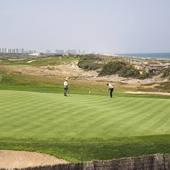 golf course - Parador El Saler -Spain