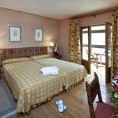 bedroom in Parador of Fuente De