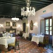 Granada Parador restaurant