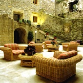 interior of Parador de Hondarribia