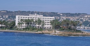 Spain - Costa Blanca - Parador de Javea - one of the Spanish Paradors Paradores