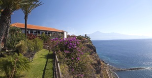 Spanish Islands - La Gomera - Parador de Gomera - one of the Spanish Paradors Paradores