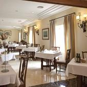 La Palma Parador restaurant