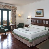 Bedroom at Parador La Palma - Canary Islands
