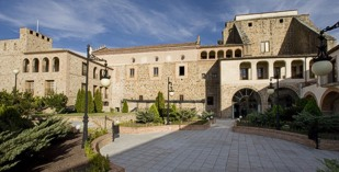 Spain - Extremadura - Parador de Plasencia - one of the Spanish Paradors Paradores