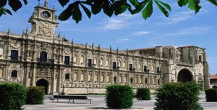 Spain - Paradores - Parador de Leon - one of the Spanish Paradors Paradores