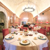 Restaurant at Lerma Parador