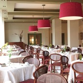 Restaurant at Parador de Limpias - luxury accommodation - Cantabria