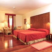 Limpias Parador bedroom - luxury accommodation - bedroom