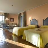 Bedroom at Parador de Malaga Gibralfaro - Andalusia