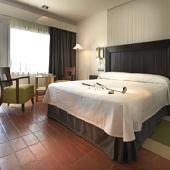 Bedroom at Parador of Malaga Golf