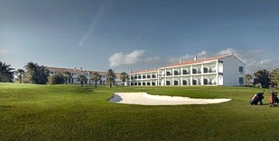 Spain - Mediterranean Coast - Parador de Malaga Golf - one of the Spanish Paradors Paradores