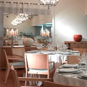 Restaurant at Malaga Golf Parador