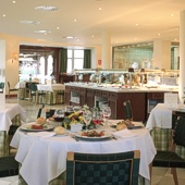 Restaurant Parador of Manzanares - Spain